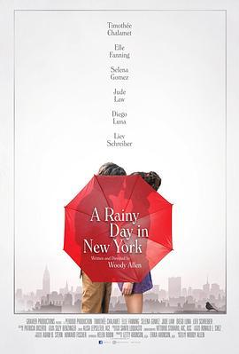 纽约的一个雨天
